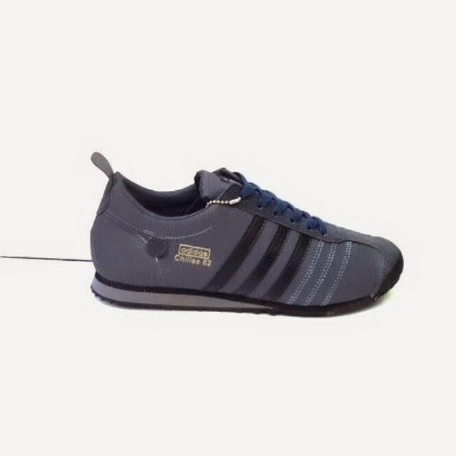 Sepatu Adidas CHILE 62 warna abu