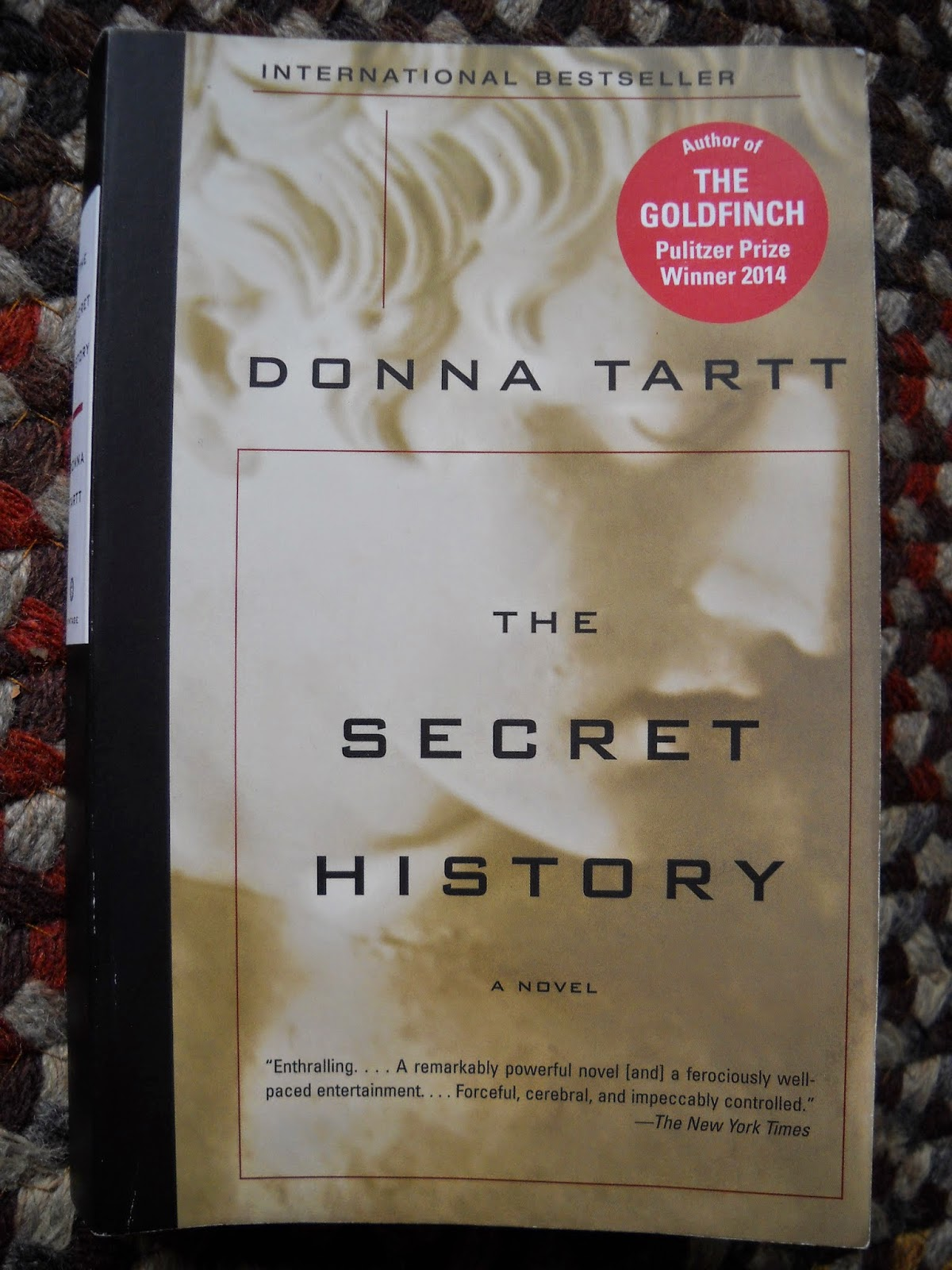 the death of bunny in the secret history a story by donna tart I read the secret diaries first and then discovered the secret history many years later when someone on the internet mentioned the similarities the secret history came out first (in 1992) and then the secret diaries (in 1994) but the stories are so similar its hard to believe its a coincidence.