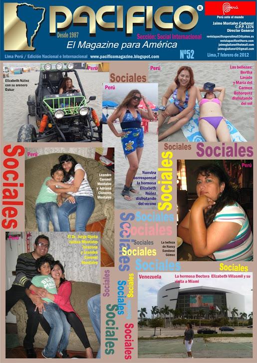 Revista Pacífico Social Internacional