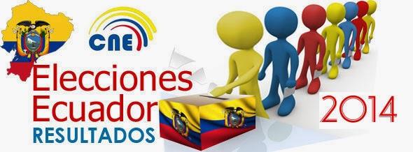 Exit Poll Elecciones Ecuador 2014 Resultados a Boca de Urna Alcaldes Prefectos