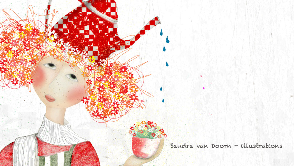 sandra van doorn + Illustrations