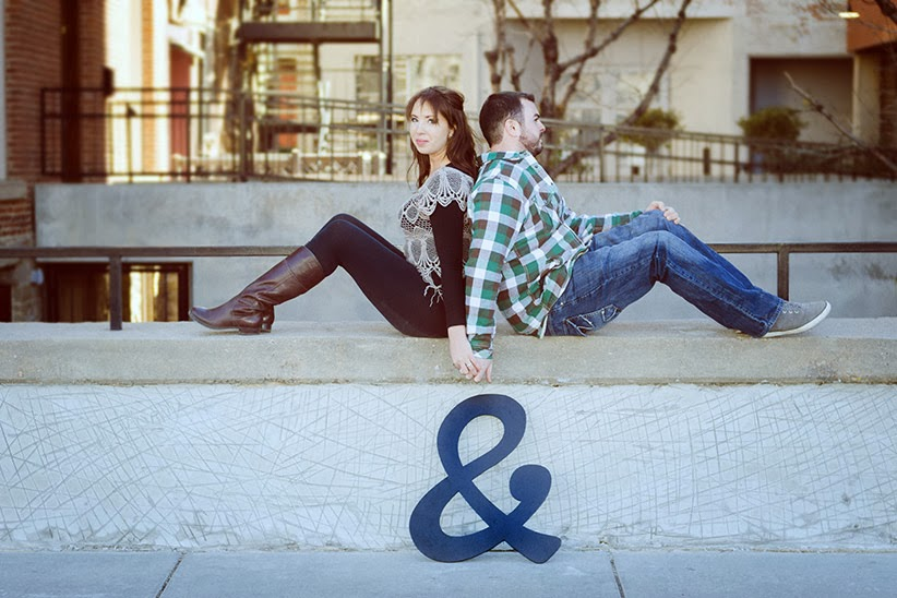 engagement session by brosphoto