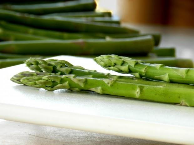Parsareseptit missä maistuu parsa