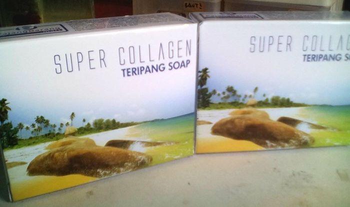 Sabun Super Collagen