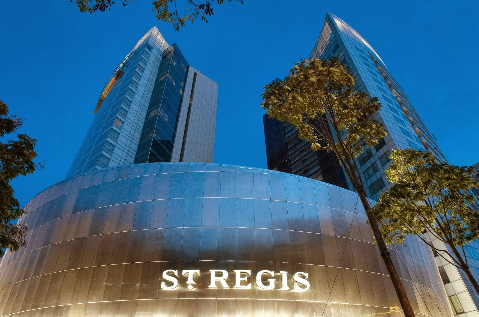 The st regis singapore 4 luxury hotel luxury for The st regis