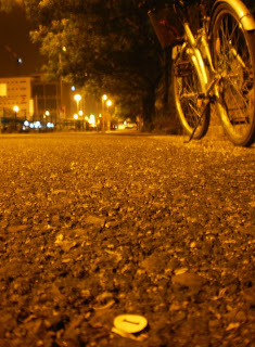 bicycle, santa justa