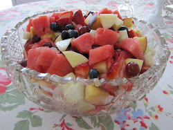 Time for fruit salad!