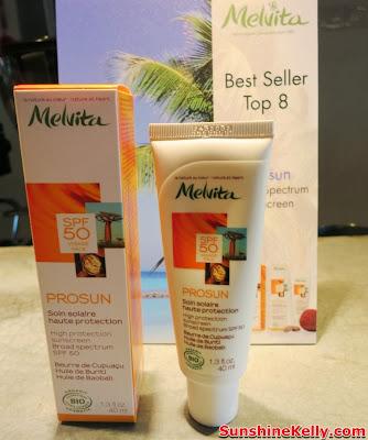 Melvita Prosun SPF30 & SPF50, Melvita, Melvita Top 10 Best Sellers, Organic skincare, organic beauty care