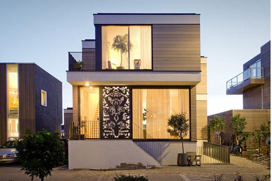 Modern villa designs modern home designs for Q home designs