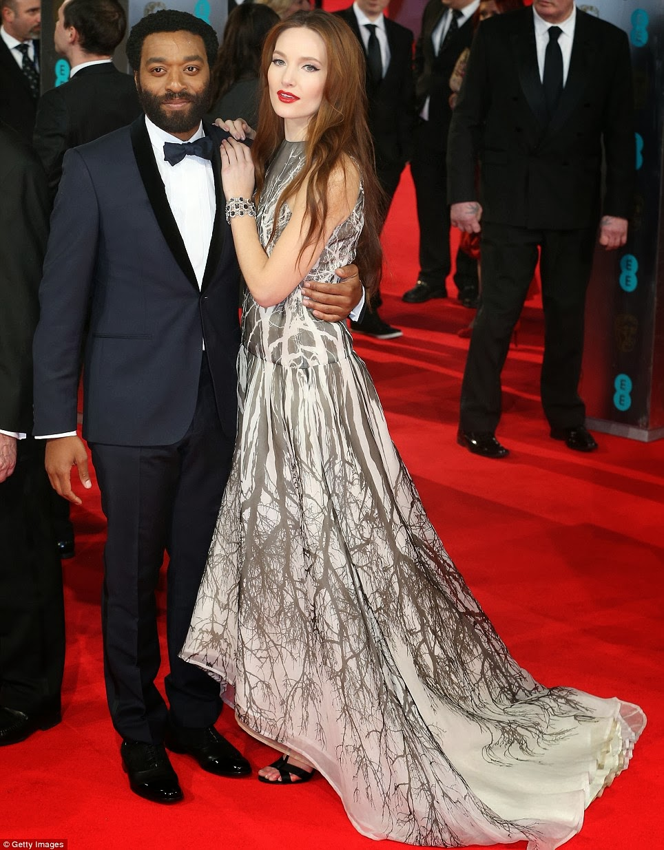 Baftas 2014: the most memorable red carpet dresses in pictures Baftas 2014 red carpet photos