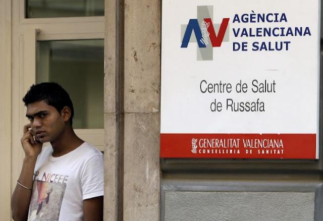 30.000 inmigrantes empadronados en la Comunidad Valenciana recuperan la tarjeta sanitaria