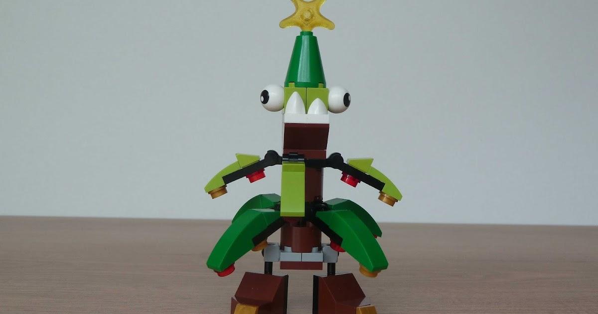 Totobricks Lego Mixels Moc Instructions Christmas Tribe Christmas Tree