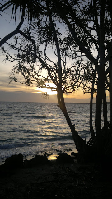 Pantai Dato di Kabupaten Majene - Sulbar