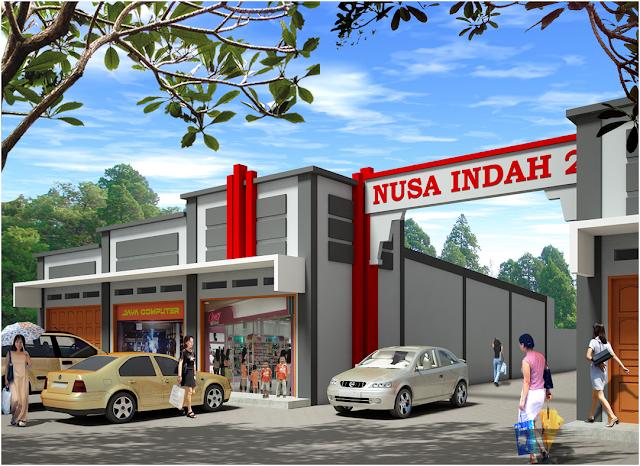 Perumahan Nusa Indah 2 Dolok Masihul