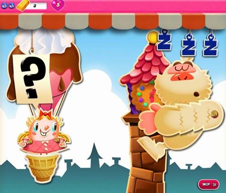 Candy Crush Saga 696-710