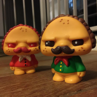 Singapore Toy, Game and Comic Convention 2015 Exclusive Mexico Edition Paco Taco Vinyl Figure by Scott Tolleson & Pobber Toys