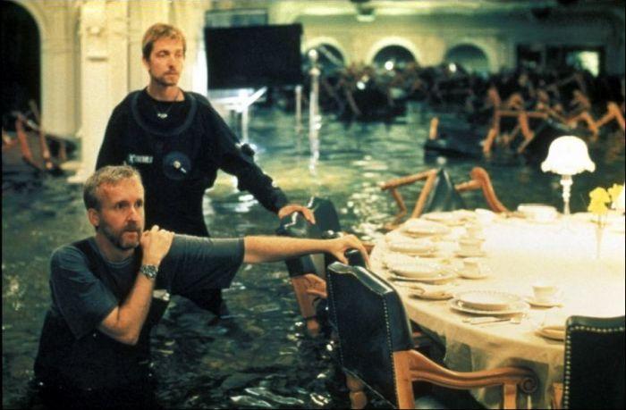 behind the scenes for titanic Esta es la version de detras de camara de titanic en 1995 por james cameron parte 2 84 curiosidades y errores que no notaste de la pelicula titanic (película de 1997 - 2017) behind the scenes of the titanic (1997) - part 1/4.