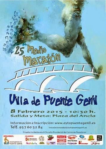 XXV Medio Maratón de Puente Genil