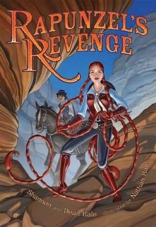 My Nose In Ya Books Rapunzel S Revenge