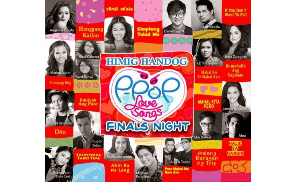 Complete List of Winners: Himig Handog 2014 Finals Night
