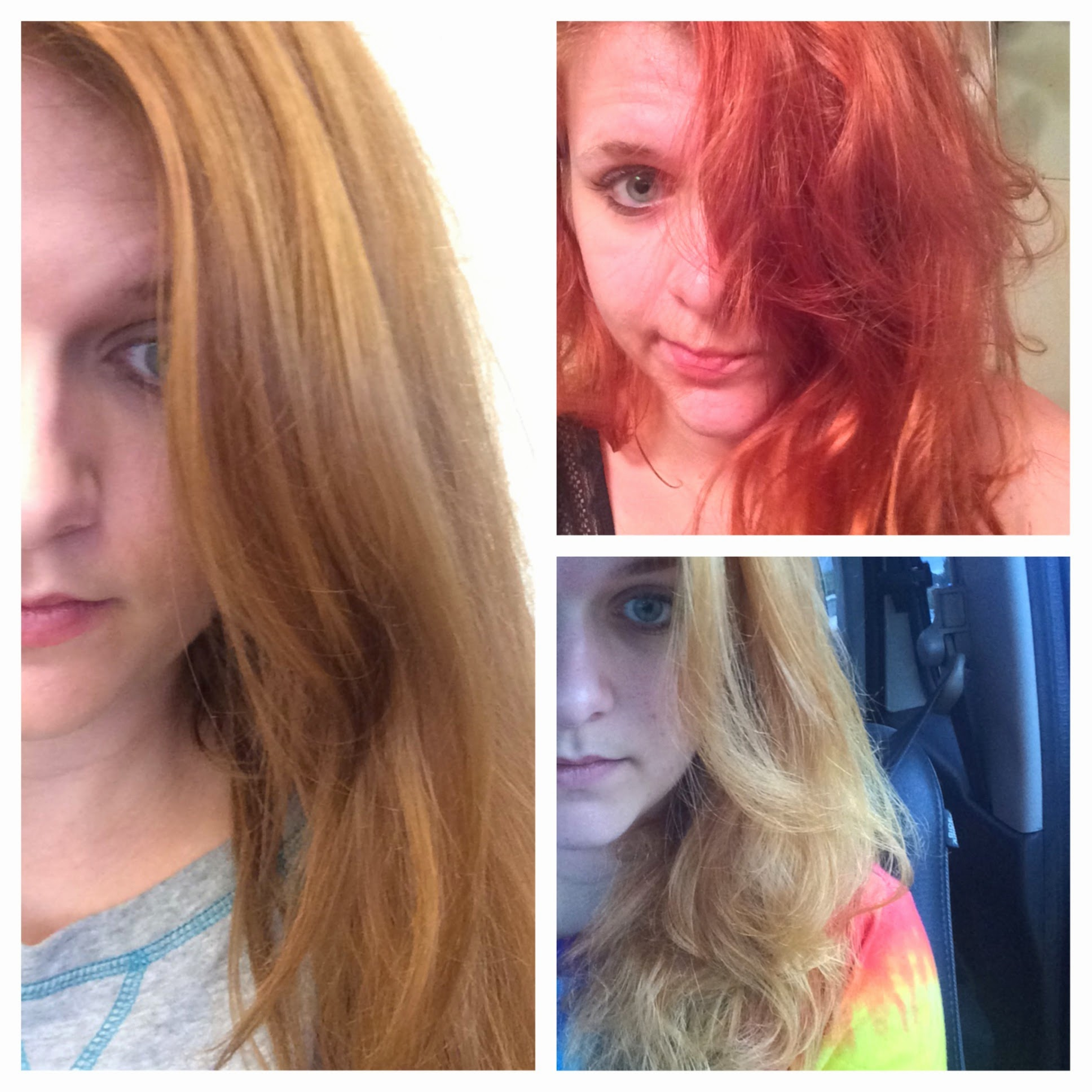 Review Color Oops Hair Color Remover The Scarlet Jamie