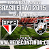 SÃO PAULO x VASCO - BRASILEIRÃO - 18/10 - 16h
