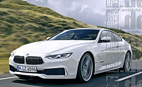 2019 BMW 6 Series Renderings