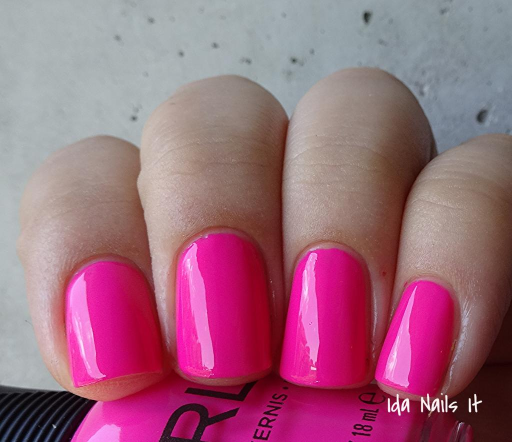 Ida Nails It: Orly Summer 2014 Baked Collection