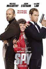 Spy (2015) *UNRATED* HDRip Subtitulados