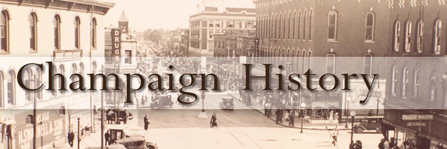 Champaign History