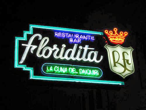 Restaurante Floridita Habana