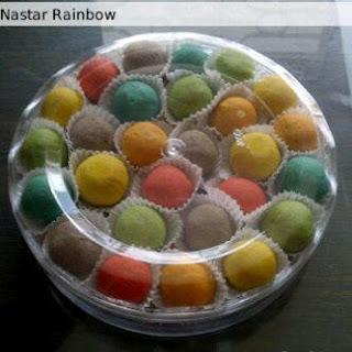 Gambar Resep Kue Nastar Rainbow (Pelangi)
