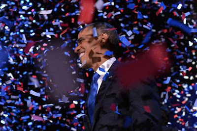 President Obama Wins 2012 Re-Election