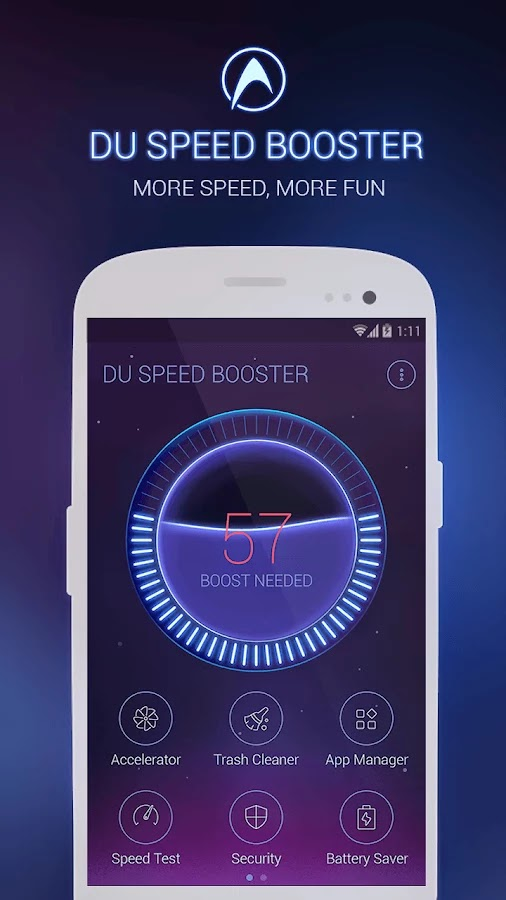 DU Speed Booster (Optimizer) v2.2.0