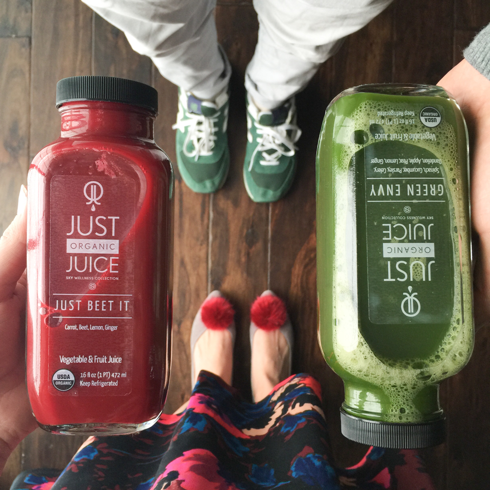 Just Organic Juice 3 Day Juice Cleanse Review