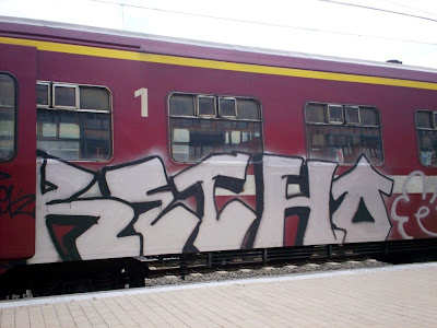 graffiti kecho
