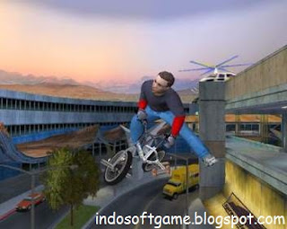 Download Game Dave Mirra Freestyle BMX For PC