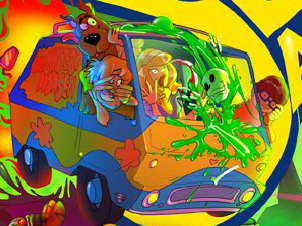 Scooby Doo Macerası