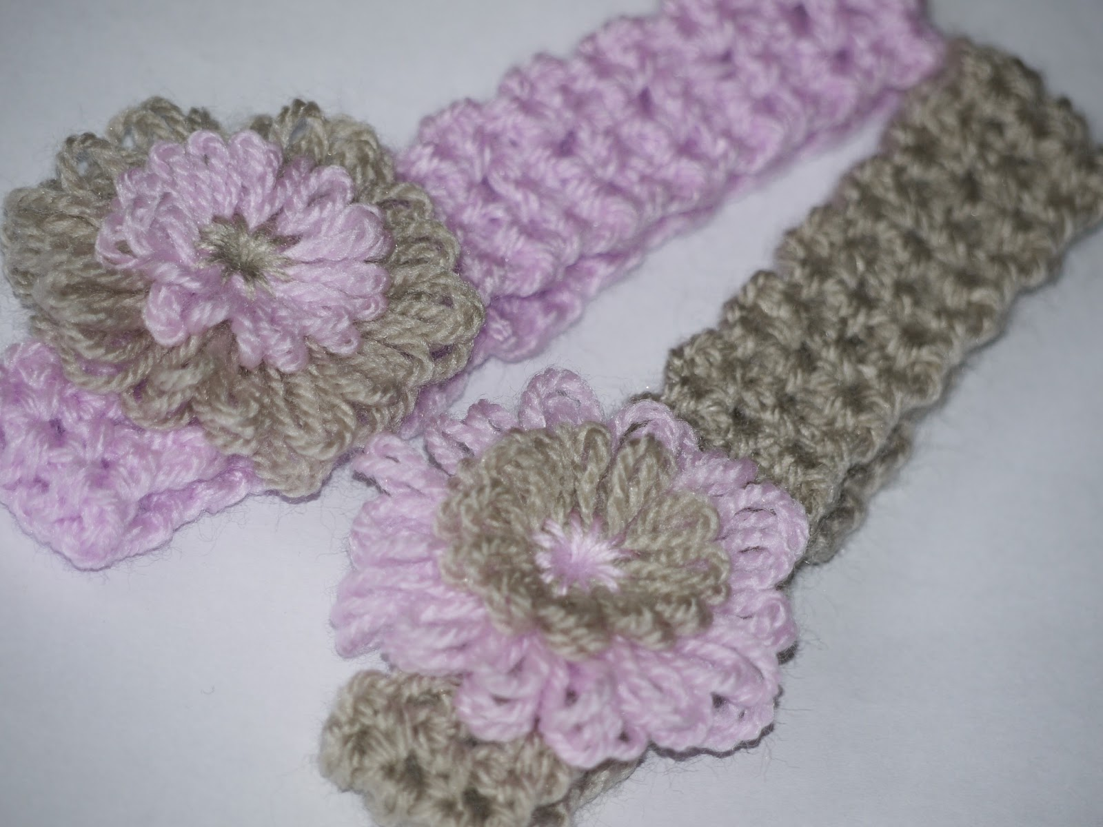 Free Crochet Headband Patterns To Print : Crochet Headband By Cake Ideas and Designs