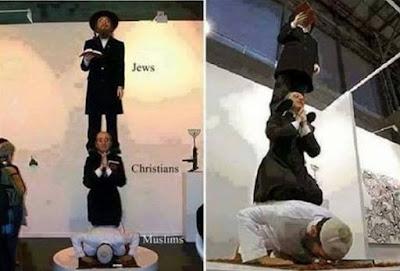 Orang Yahudi Marah Melihat Karya Seni Ini, Mengapa?