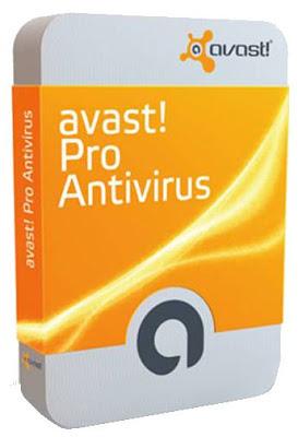Avast! Pro Antivírus – 8.0.1482 + Ativação Definitiva
