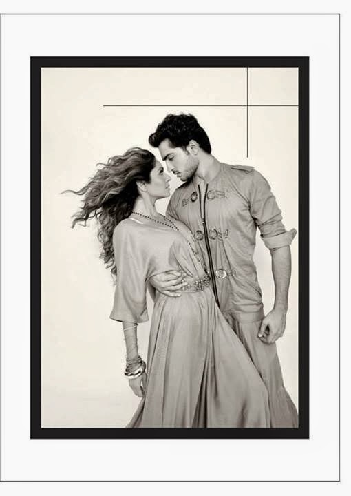 Printed in Diva Magazine seduce me featuring iraj manzoor and Omer Shahzad