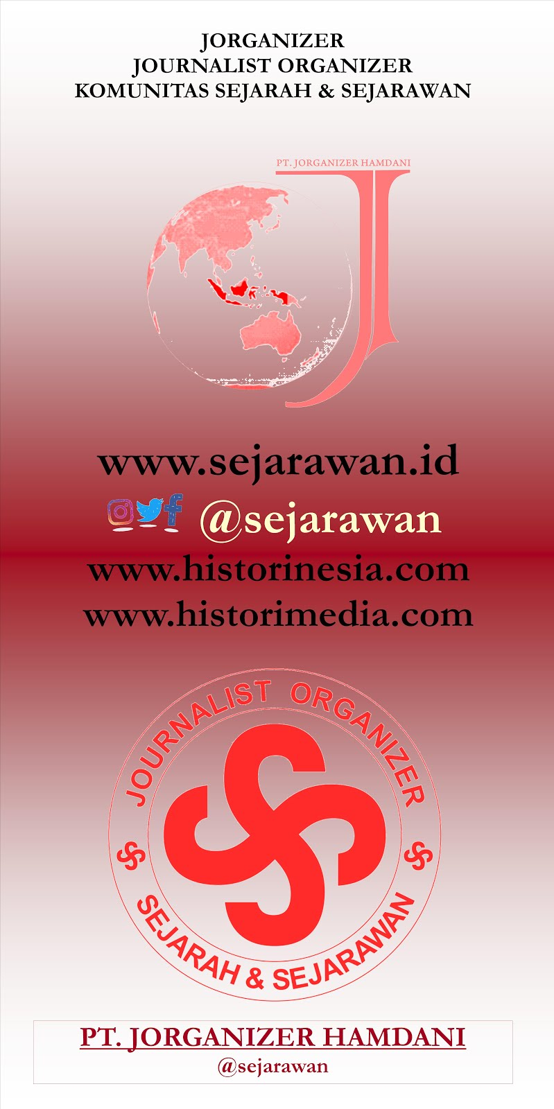 Banner Sejarawan