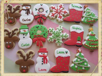 galletas navidad-zaragoza