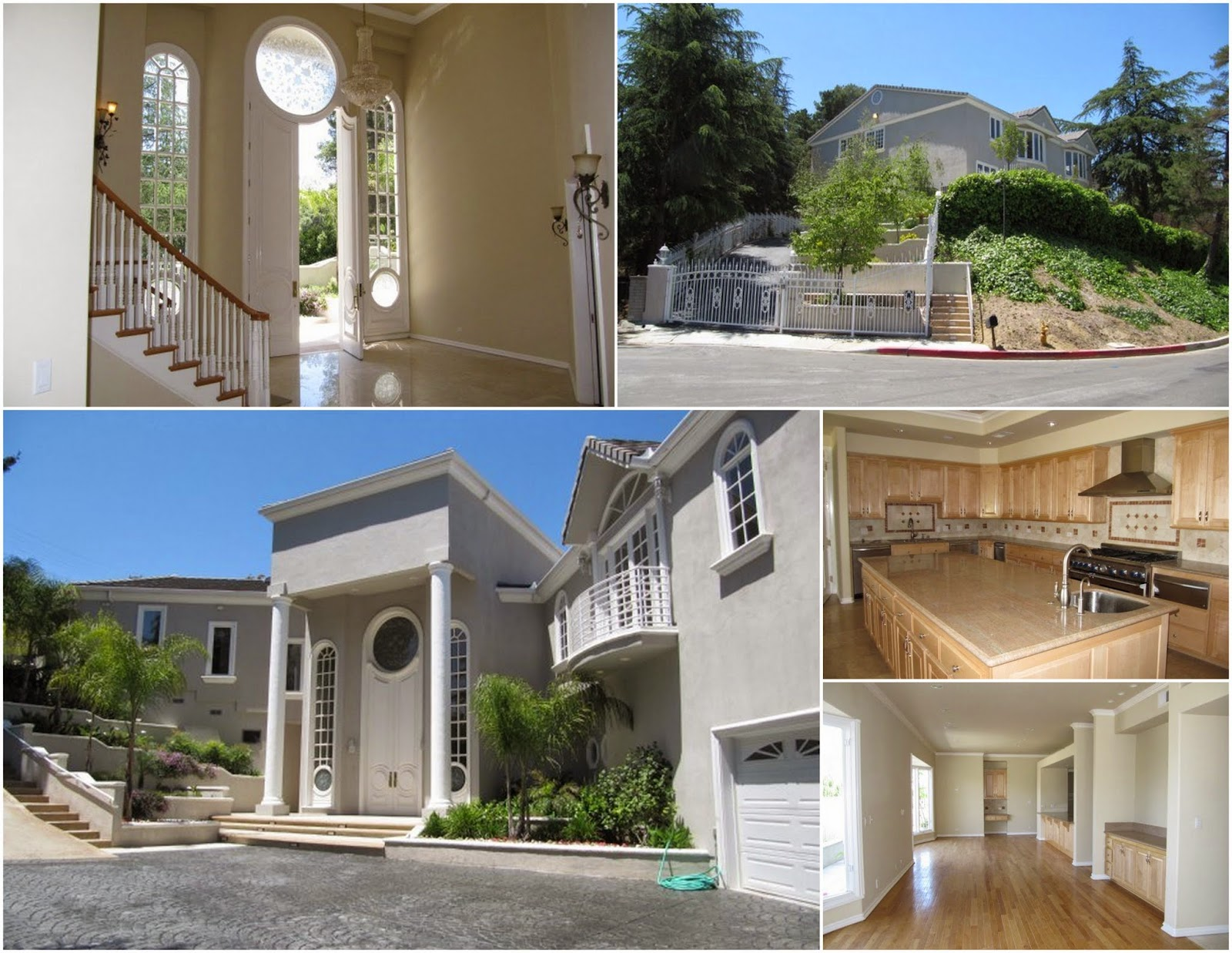 Suge knight 39 s homes in the sfv and beyond san fernando for E house