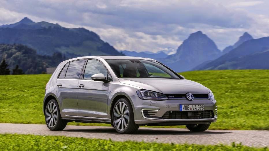 News cars - 2015 Volkswagen Golf GTE first drive