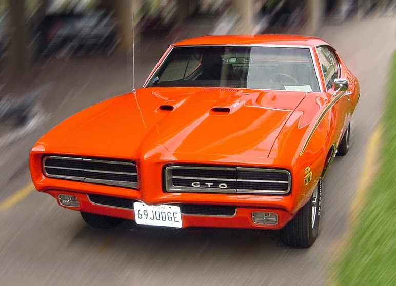 "1969 Pontiac GTO ""The Judge"""