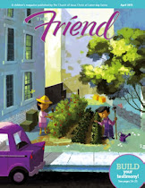 The Friend April 2015