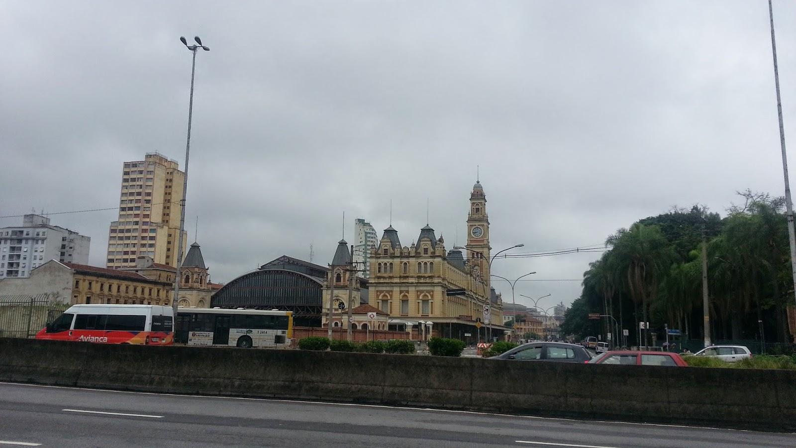 Estação da Luz - Corrida de Rua