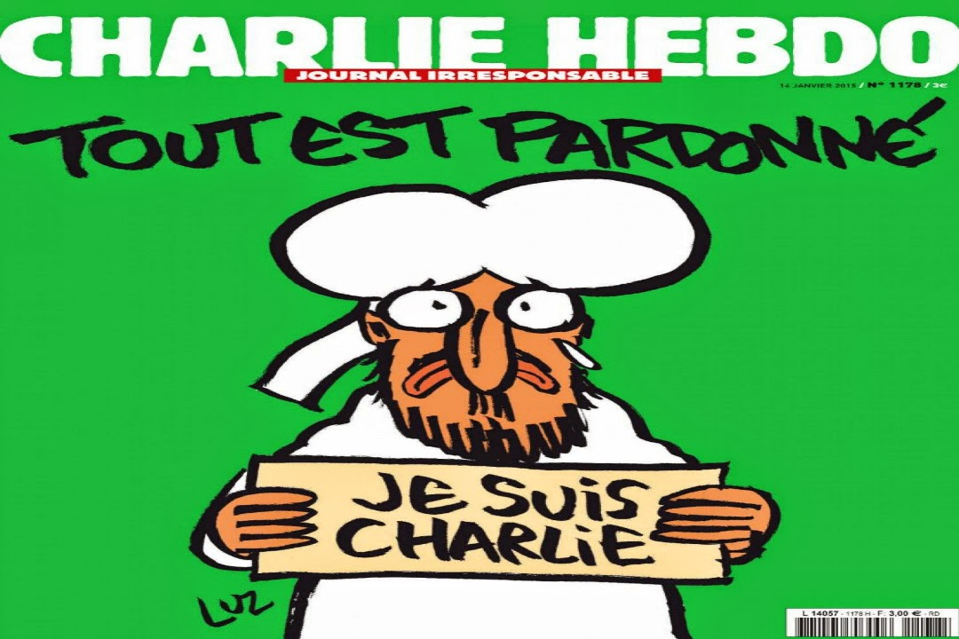 Was Charlie Hebdo just the beginning or the beginning of the end? Charlie Hebdo cover
